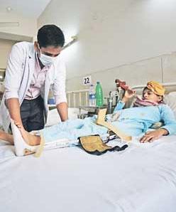 angesteckt im krankenhaus schadenersatz